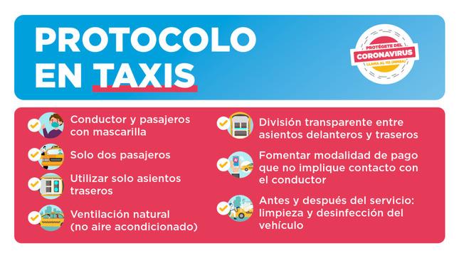 MTC: Conoce cómo deben ser los viajes en vehículos autorizados para prestar el servicio de taxi en todo el país