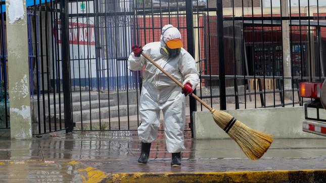 MINAM brinda orientaciones para el uso correcto de los Equipos de Protección Personal (EPP) en el servicio de limpieza pública
