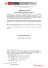 Vista preliminar de documento Obligatoriedad del registro en el sistema SICOVID -19 para DIRESAS, GERESAS, DIRIS, IPRESS públicas y privadas