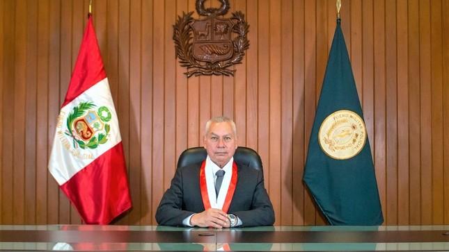 Biografía del General de Brigada EP Alonso Esquivel Cornejo, Presidente del Fuero Militar Policial (2020 - 2022)