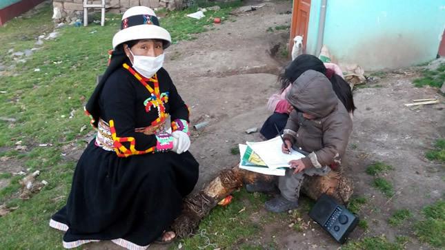 """""""Aprendo en casa"""" difundió más de 700 programas en lenguas originarias"""