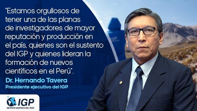 ¿Ciencia en el Perú? Así contribuye el IGP