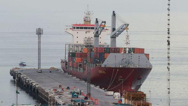 Viceministro de Transportes afirmó que el MTC encamina inversiones para modernizar el Terminal Portuario de Ilo