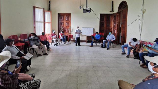 Ministerio de Cultura: ciudadanos indígenas varados en Iquitos serán trasladado a albergue temporal