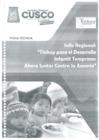 Vista preliminar de documento Sello Regional Tinkuy para el Desarrollo Infantil Temprano: Ahora Juntos Contra la Anemia