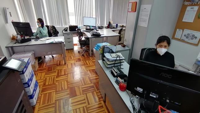 PNSR reinició labores presenciales en la sede del distrito de Miraflores
