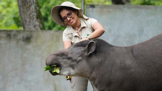 Gobierno transfiere al SERFOR 3.9 millones de soles para la fauna silvestre de los centros de cría