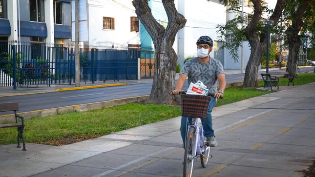 Cabildos en Bici: Encuentro propone el uso de la bicicleta como vehículo sostenible rumbo a nuestro Bicentenario