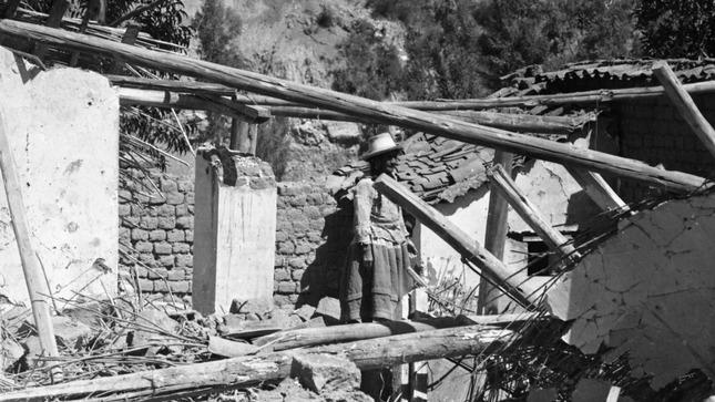 MINAM e IGP conmemoran los 50 años del terremoto de 1970 en conferencia virtual