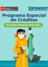 Vista preliminar de documento Programa Especial de Créditos para Pescadores Artesanales Embarcados