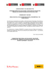 Vista preliminar de documento Comunicado N° 009 - Convocatoria Nº 001-2020 del Concurso Público de Vocales - OSCE