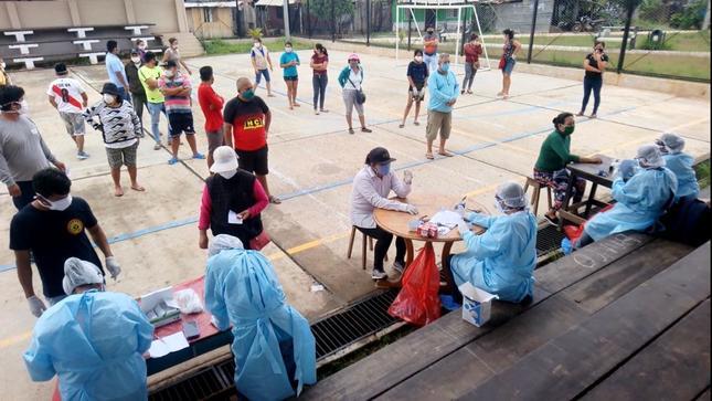 Diresa Ucayali visitó cerca de 16 mil viviendas para bajar los casos Covid-19 en la región