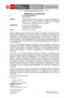 Vista preliminar de documento CONVOCATORIA: Servicio de supervisión por Paquete del Servicio y Procedimiento de Limpieza y Desinfección del Servicio de Transporte Regular Convencional, Corredores Complementarios y Metropolitano en Lima y Callao.