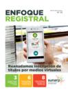 Vista preliminar de documento Revista Enfoque Registral N° 33