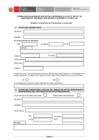 Vista preliminar de documento Formulario de denuncia contra la Ley de Datos Personales 29733 - ANPD