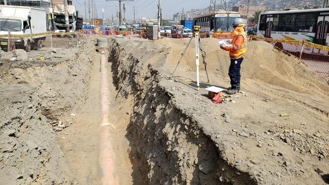 MVCS reinicia cuatro obras de agua y saneamiento por más de S/ 900 millones en Lima