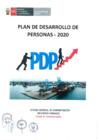 Vista preliminar de documento Plan de Desarrollo de Personas (PDP) 2020