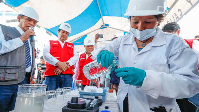 MVCS generará data sobre concentración del Covid-19 en el desagüe de Lima Metropolitana