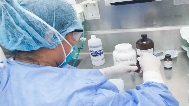 Digemid valida fórmula estandarizada de preparado Ivermectina con asistencia de especialistas en farmacotecnia