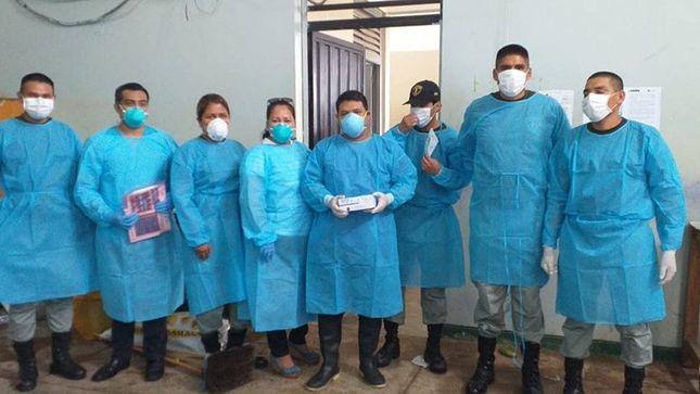 INPE ejecuta paquete de medidas preventivas contra al coronavirus