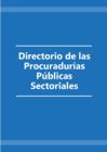 Vista preliminar de documento Directorio de las Procuradurías Públicas Sectoriales