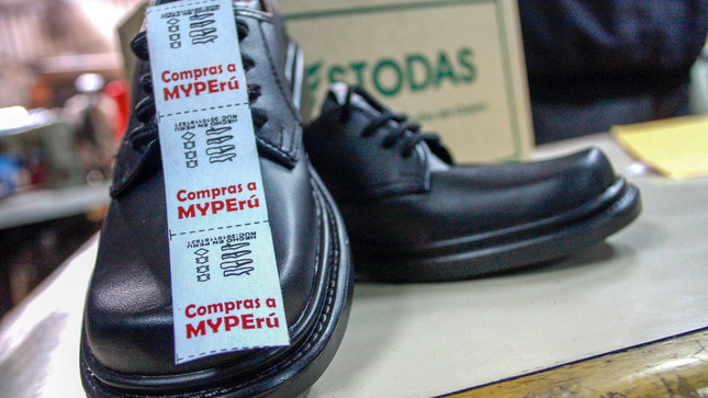 Produce: Más de S/ 736 millones se destinarán a Compras MYPErú para la adquisición de bienes manufacturados a nivel nacional