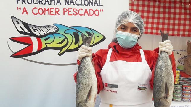 Feria MiI Pescadería llegará a diversas regiones del país