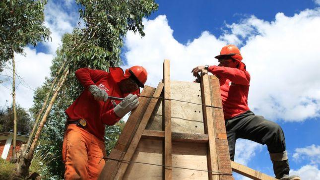 Trabaja Perú y asociaciones municipales se reúnen con el fin de articular acciones para generar empleos temporales