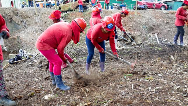 Generaremos cerca de 204 mil empleos temporales como parte de Arranca Perú