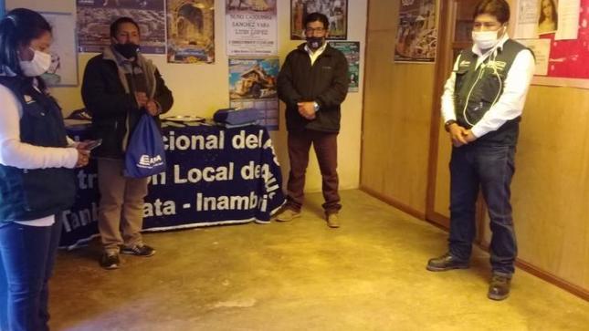 La Autoridad Nacional del Agua organizó concurso de cuentacuentos andinos
