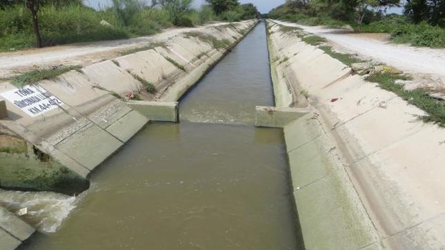 Minagri realizará limpieza de 72 kilometros de canales de riego y drenes en Valle del Medio y Bajo Piura