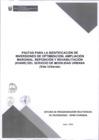 Vista preliminar de documento Pautas para la Identificación de la IOARR del Servicio de Movilidad Urbana