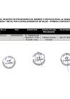 Vista preliminar de documento Compras a MYPErú: Resultado de la primera convocatoria Registro de Proveedores para la adquisición de bienes de madera y metal - E. T. 01 NEC-MINSA
