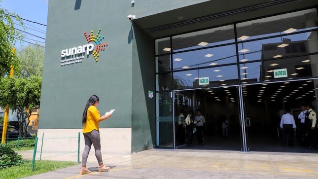 Solo en Lima se amplía a los sábados atención al público  para entrega de Tarjeta de Identificación Vehicular