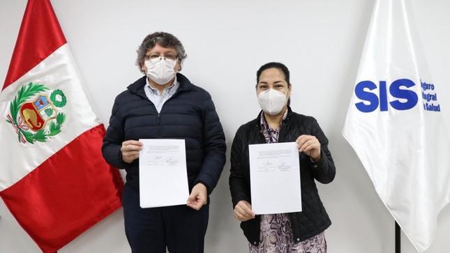Ocho clínicas suscribieron contrato con el SIS para atender a pacientes graves Covid-19