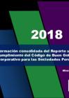 Vista preliminar de documento Información consolidada del Reporte sobre el cumplimiento del Código  de Buen Gobierno Corporativo para las Sociedades Peruanas