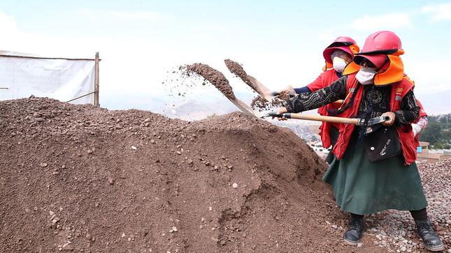 Programa Trabaja Perú generará 10 mil empleos para los más necesitados en el Cusco