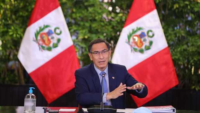Presidente Vizcarra: No hagamos las cosas pensando en las próximas elecciones, sino pensando en las generaciones