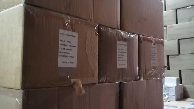 CENARES-MINSA envía más de 19 toneladas de suministros médicos por la COVID-19 a dieciocho regiones y Lima Metropolitana