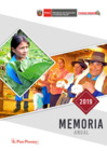 Vista preliminar de documento Memoria Institucional (Archivo general)
