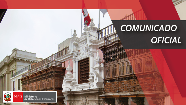 Gobierno peruano expresa condolencias y solidaridad por inundaciones en Japón