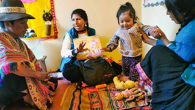 Programa Nacional Cuna Más ratifica certificación ISO de sus medidas antisoborno y gestión de la calidad en visitas a hogares