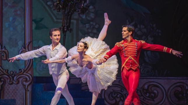 "Ballet ""Cascanueces"" llega a la plataforma web del Gran Teatro Nacional: GTN EN VIVO"