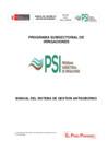 Vista preliminar de documento Manual de Sistema de Gestión Antisoborno