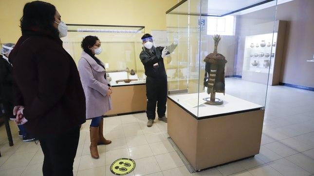 Ministerio de Cultura aprueba protocolo sanitario para museos del país